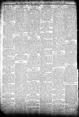 The Algona Upper Des Moines from Algona, Iowa on November 18, 1896 · Page 2