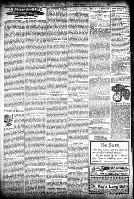 The Algona Upper Des Moines from Algona, Iowa on November 18, 1896 · Page 6