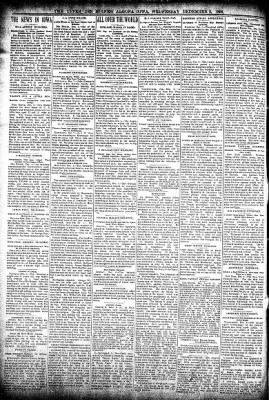 The Algona Upper Des Moines from Algona, Iowa on December 9, 1896 · Page 2