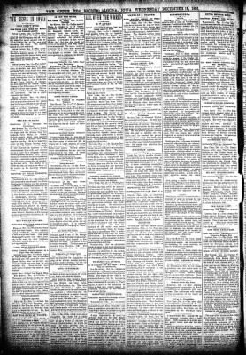 The Algona Upper Des Moines from Algona, Iowa on December 16, 1896 · Page 2