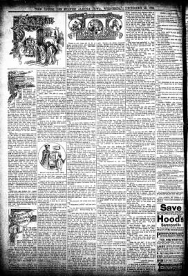 The Algona Upper Des Moines from Algona, Iowa on December 23, 1896 · Page 6