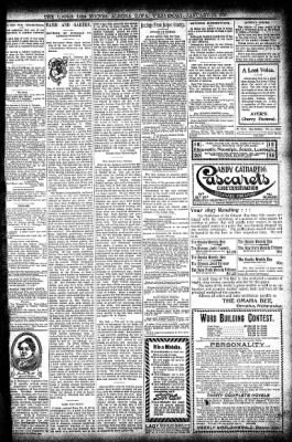 The Algona Upper Des Moines from Algona, Iowa on January 13, 1897 · Page 9