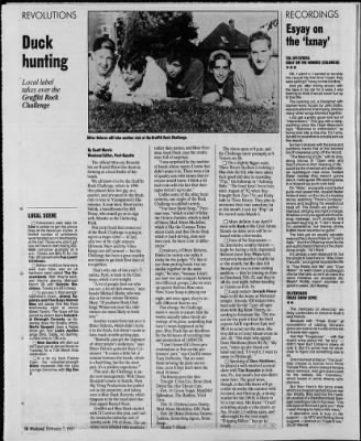 Pittsburgh Post-Gazette from Pittsburgh, Pennsylvania on February 7, 1997 · Page 90
