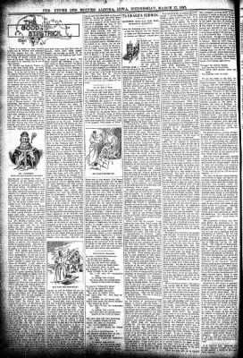 The Algona Upper Des Moines from Algona, Iowa on March 17, 1897 · Page 6