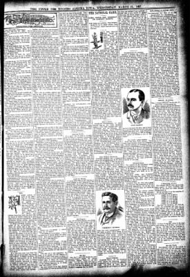The Algona Upper Des Moines from Algona, Iowa on March 31, 1897 · Page 3
