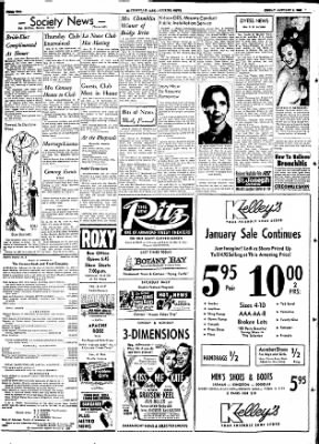 The Courier News from Blytheville, Arkansas on January 8, 1954 · Page 2