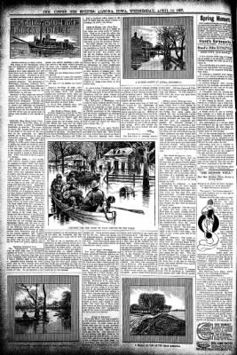 The Algona Upper Des Moines from Algona, Iowa on April 14, 1897 · Page 6