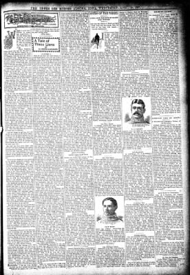 The Algona Upper Des Moines from Algona, Iowa on April 28, 1897 · Page 3