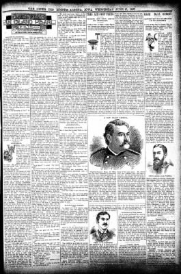 The Algona Upper Des Moines from Algona, Iowa on June 16, 1897 · Page 3