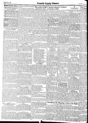 Kossuth County Advance from Algona, Iowa on September 7, 1937 · Page 8
