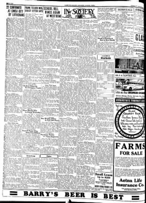 Kossuth County Advance from Algona, Iowa on September 7, 1937 · Page 10