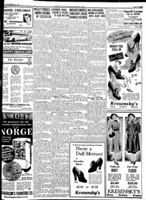 Kossuth County Advance from Algona, Iowa on September 14, 1937 · Page 3