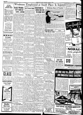 Kossuth County Advance from Algona, Iowa on September 28, 1937 · Page 8