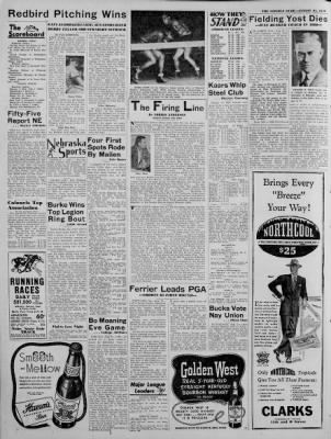 The Lincoln Star from Lincoln, Nebraska on August 21, 1946 · Page 16