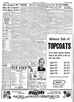 The Courier News from Blytheville, Arkansas on July 23, 1954 · Page 12