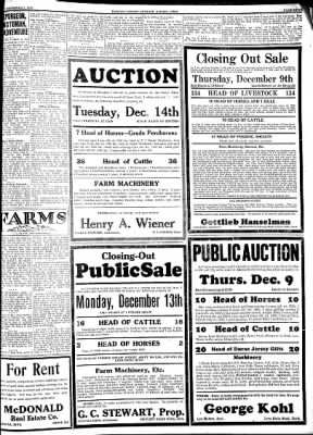 Kossuth County Advance from Algona, Iowa on December 7, 1937 · Page 7