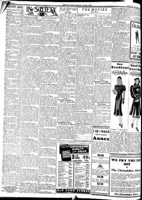 Kossuth County Advance from Algona, Iowa on December 7, 1937 · Page 8