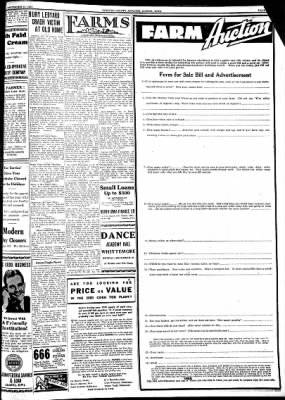 Kossuth County Advance from Algona, Iowa on December 21, 1937 · Page 7