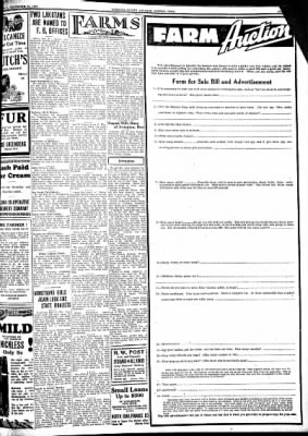 Kossuth County Advance from Algona, Iowa on December 29, 1937 · Page 7
