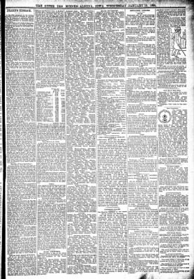 The Algona Upper Des Moines from Algona, Iowa on January 19, 1898 · Page 3