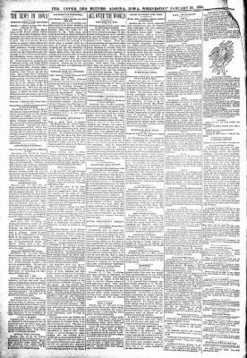 The Algona Upper Des Moines from Algona, Iowa on January 26, 1898 · Page 2