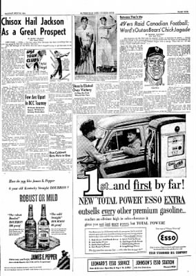 The Courier News from Blytheville, Arkansas on July 26, 1954 · Page 9