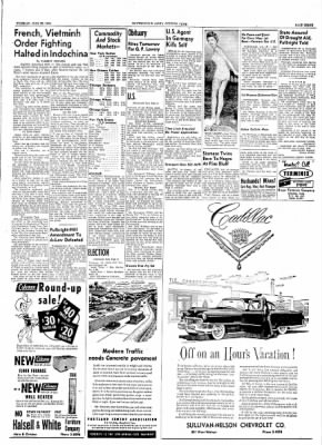 The Courier News from Blytheville, Arkansas on July 27, 1954 · Page 3