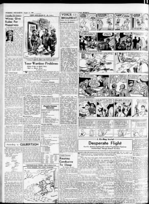 Pittsburgh Post-Gazette from Pittsburgh, Pennsylvania on August 3, 1944 · Page 18
