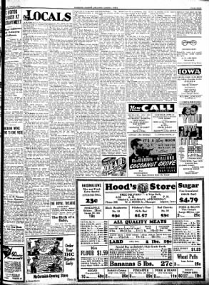 Kossuth County Advance from Algona, Iowa on June 9, 1938 · Page 5