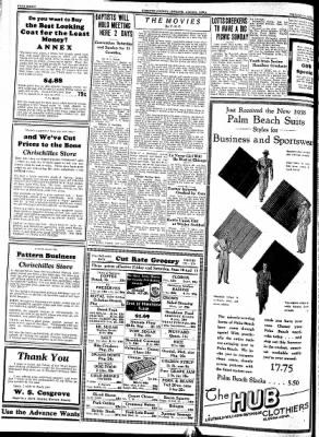 Kossuth County Advance from Algona, Iowa on June 9, 1938 · Page 8