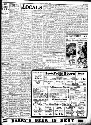 Kossuth County Advance from Algona, Iowa on July 7, 1938 · Page 5