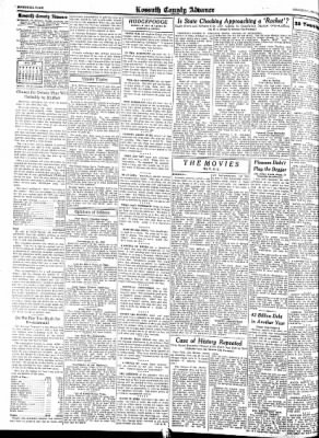 Kossuth County Advance from Algona, Iowa on July 28, 1938 · Page 8