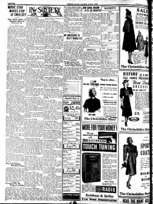 Kossuth County Advance from Algona, Iowa on October 6, 1938 · Page 10