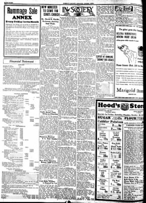 Kossuth County Advance from Algona, Iowa on October 27, 1938 · Page 10