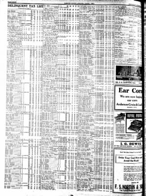 Kossuth County Advance from Algona, Iowa on November 24, 1938 · Page 8