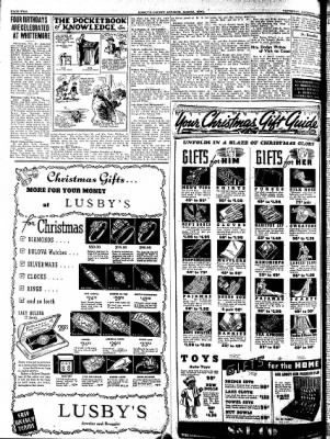 Kossuth County Advance from Algona, Iowa on December 1, 1938 · Page 2