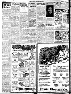 Kossuth County Advance from Algona, Iowa on December 1, 1938 · Page 4