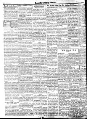 Kossuth County Advance from Algona, Iowa on December 8, 1938 · Page 14