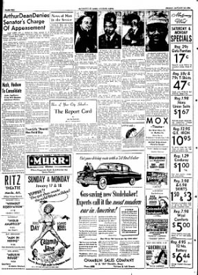 The Courier News from Blytheville, Arkansas on January 15, 1954 · Page 2