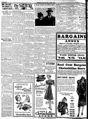 Kossuth County Advance from Algona, Iowa on December 15, 1938 · Page 8