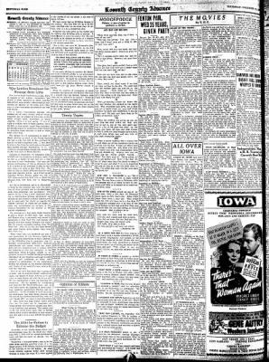 Kossuth County Advance from Algona, Iowa on December 22, 1938 · Page 5