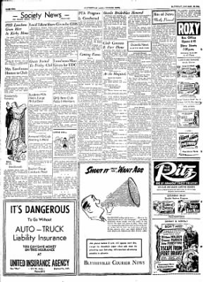 The Courier News from Blytheville, Arkansas on January 16, 1954 · Page 2