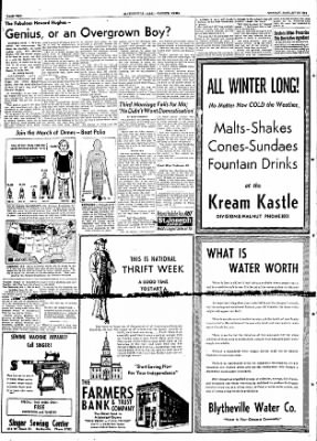 The Courier News from Blytheville, Arkansas on January 18, 1954 · Page 2