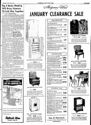 The Courier News from Blytheville, Arkansas on January 18, 1954 · Page 3