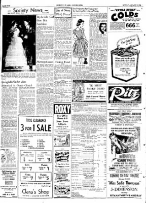 The Courier News from Blytheville, Arkansas on January 18, 1954 · Page 4