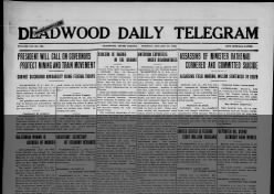 The Deadwood Telegram