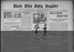 Black Hills Daily Register
