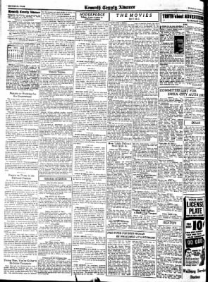Kossuth County Advance from Algona, Iowa on June 27, 1939 · Page 8