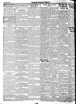Kossuth County Advance from Algona, Iowa on July 4, 1939 · Page 6