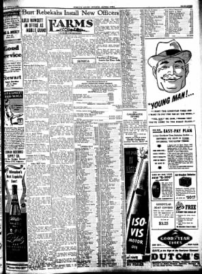 Kossuth County Advance from Algona, Iowa on July 11, 1939 · Page 7